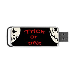 Trick or treat 2 Portable USB Flash (Two Sides)