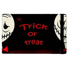 Trick or treat 2 Apple iPad 2 Flip Case