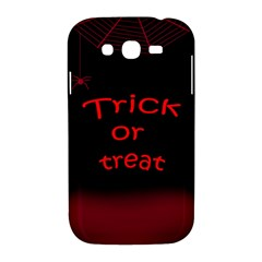 Trick or treat 2 Samsung Galaxy Grand DUOS I9082 Hardshell Case