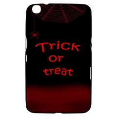 Trick or treat 2 Samsung Galaxy Tab 3 (8 ) T3100 Hardshell Case