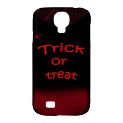Trick or treat 2 Samsung Galaxy S4 Classic Hardshell Case (PC+Silicone)