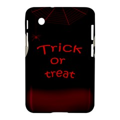 Trick or treat 2 Samsung Galaxy Tab 2 (7 ) P3100 Hardshell Case