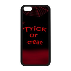 Trick Or Treat 2 Apple Iphone 5c Seamless Case (black)