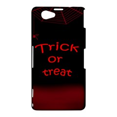Trick or treat 2 Sony Xperia Z1 Compact