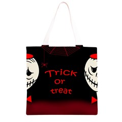 Trick or treat 2 Grocery Light Tote Bag