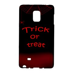 Trick or treat 2 Galaxy Note Edge
