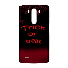 Trick or treat 2 LG G3 Back Case