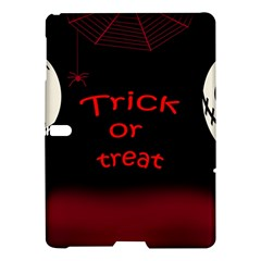 Trick or treat 2 Samsung Galaxy Tab S (10.5 ) Hardshell Case