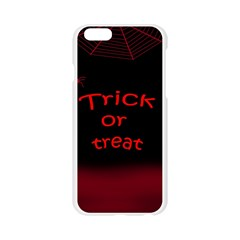 Trick or treat 2 Apple Seamless iPhone 6/6S Case (Transparent)