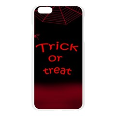 Trick or treat 2 Apple Seamless iPhone 6 Plus/6S Plus Case (Transparent)