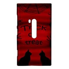 Trick or treat - black cat Nokia Lumia 920