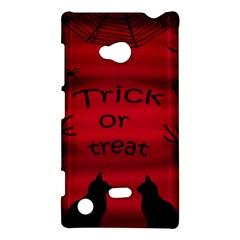Trick or treat - black cat Nokia Lumia 720