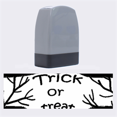 Trick or treat - cemetery  Name Stamps