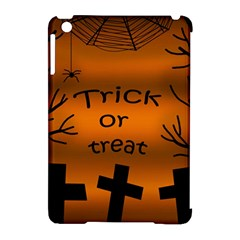 Trick or treat - cemetery  Apple iPad Mini Hardshell Case (Compatible with Smart Cover)