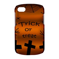 Trick or treat - cemetery  BlackBerry Q10