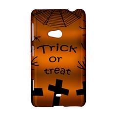 Trick or treat - cemetery  Nokia Lumia 625