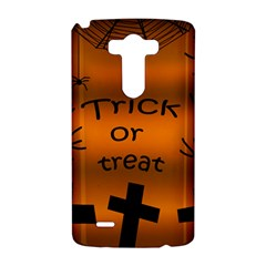 Trick or treat - cemetery  LG G3 Hardshell Case