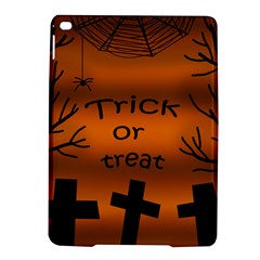 Trick or treat - cemetery  iPad Air 2 Hardshell Cases