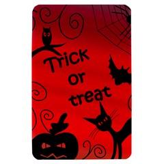 Trick or treat - Halloween landscape Kindle Fire (1st Gen) Hardshell Case
