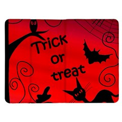 Trick or treat - Halloween landscape Kindle Fire (1st Gen) Flip Case