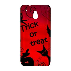 Trick or treat - Halloween landscape HTC One Mini (601e) M4 Hardshell Case
