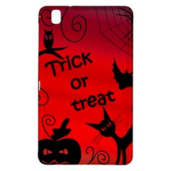 Trick or treat - Halloween landscape Samsung Galaxy Tab Pro 8.4 Hardshell Case
