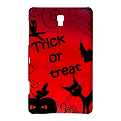 Trick or treat - Halloween landscape Samsung Galaxy Tab S (8.4 ) Hardshell Case