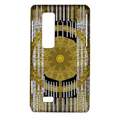 Silver And Gold Is The Way To Luck LG Optimus Thrill 4G P925