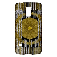 Silver And Gold Is The Way To Luck Galaxy S5 Mini