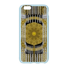 Silver And Gold Is The Way To Luck Apple Seamless iPhone 6/6S Case (Color)
