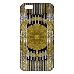 Silver And Gold Is The Way To Luck iPhone 6 Plus/6S Plus TPU Case