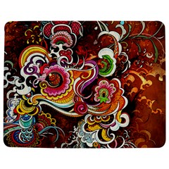 Abstract Abstraction Color Bright Jigsaw Puzzle Photo Stand (Rectangular)