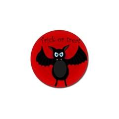 Halloween bat Golf Ball Marker (10 pack)