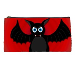 Halloween bat Pencil Cases