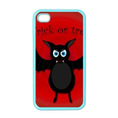 Halloween bat Apple iPhone 4 Case (Color)