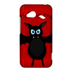 Halloween bat HTC Droid Incredible 4G LTE Hardshell Case