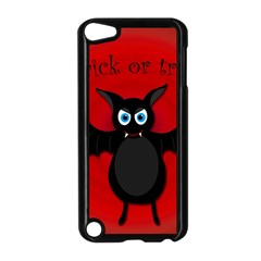 Halloween bat Apple iPod Touch 5 Case (Black)