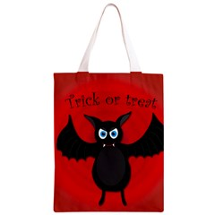 Halloween bat Classic Light Tote Bag