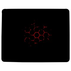 Abstract Pattern Honeycomb Jigsaw Puzzle Photo Stand (Rectangular)