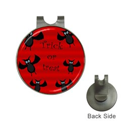 Halloween bats  Hat Clips with Golf Markers