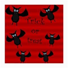 Halloween bats  Medium Glasses Cloth