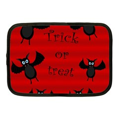 Halloween bats  Netbook Case (Medium)