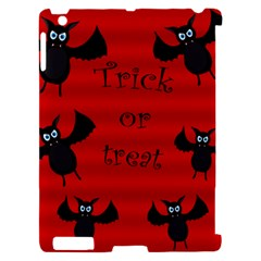 Halloween bats  Apple iPad 2 Hardshell Case (Compatible with Smart Cover)