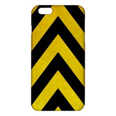 Construction Hazard Stripes iPhone 6 Plus/6S Plus TPU Case