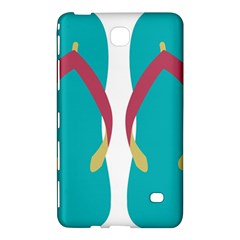 Flip Flop Slippers Copy Samsung Galaxy Tab 4 (7 ) Hardshell Case