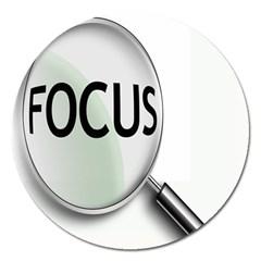 Focus Magnet 5  (round)