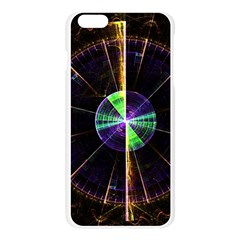 Abstract Radar Apple Seamless iPhone 6 Plus/6S Plus Case (Transparent)