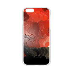 Abstract Spectrum Apple Seamless iPhone 6/6S Case (Transparent)