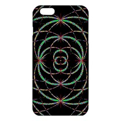 Abstract Spider Web iPhone 6 Plus/6S Plus TPU Case