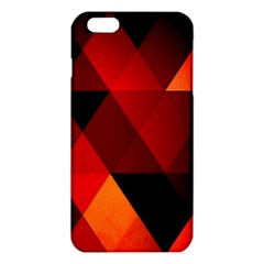 Abstract Triangle Wallpaper iPhone 6 Plus/6S Plus TPU Case